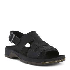DR.MARTENS/马丁大夫渔夫鞋 男士沙滩鞋休闲露趾罗马真皮凉鞋夏季  男士凉鞋  22196001/21937201图片