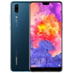 华为 HUAWEI P20 AI智慧 6GB +128GB  全网通版 移动联通电信4G手机 双卡双待图片
