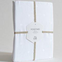 fossflakes进口 全棉单双人床单 190*220cm 全棉缎纹 欧洲母婴A级图片
