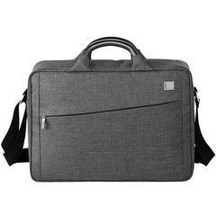 LEXON男女款14英寸手提单肩流行公事包商务公文包无内胆包LNE6014图片