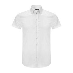Dolce&Gabbana/杜嘉班纳男士短袖衬衫-男士时尚短休闲衬衫100棉图片