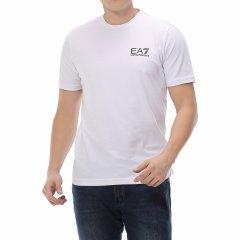 Emporio Armani/安普里奥阿玛尼男士T恤-圆领棉质-男士短袖T恤图片