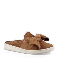 【18早春】UGG/UGG   露西(蝴蝶结款)轻盈舒适休闲羊皮女士平跟鞋拖鞋1092515图片