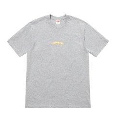 Supreme 19SS Fronts Tee 金牙 尖牙 皇冠 牙齿 短袖T恤图片