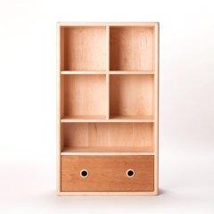 hamuoo/哈木的房间  实木儿童房全实木书架书柜 书房家具(预定90天内发货)图片