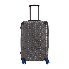 【现货】CARPISA/CARPISA Gotech专利系列 男女通用中性款式合金塑料PC/ABS蜂窝状图案万向轮旅行箱行李箱拉杆箱 26寸图片