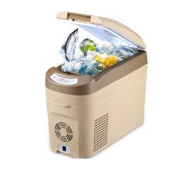 Indelb/英得尔 源自欧洲车载冰箱 可达-18℃ 德国压缩机冰箱图片
