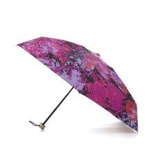 MARJA KURKI/玛丽亚古琦 晴雨伞 超轻 防晒 UPF50 热情花卉 五折伞【森林之夏天】图片