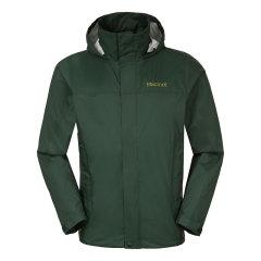 marmot/土拨鼠秋冬新款户外男式防水透气单层冲锋衣J41200图片