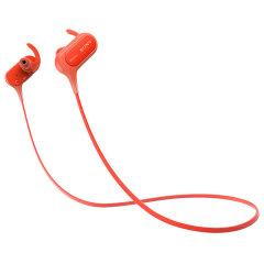 索尼(SONY)重低音防水蓝牙运动耳机 MDR-XB50BS图片