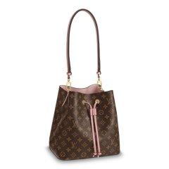 Louis Vuitton/路易威登 女士老花帆布水桶包 NÉONOÉ 手袋 单肩包图片