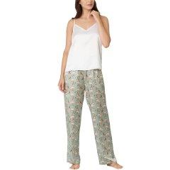 【DesignerWomenwear】LILYSILK/莉莉秀客女睡衣/家居服真丝睡衣22姆米百分百桑蚕丝家居外穿2259图片
