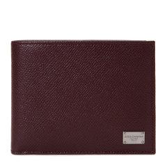 Dolce&Gabbana/杜嘉班纳钱包-男士时尚皮票夹100牛皮图片
