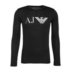 ARMANI JEANS/阿玛尼牛仔  2016新款AJ男士纯棉圆领长袖T恤 【161024】图片