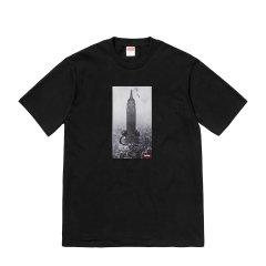 Supreme 18FW The Empire State Building Tee 帝国大厦短袖图片