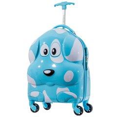 ROCKLAND/洛克兰 童趣萌箱系列 中性款式儿童小学生卡通拉杆箱行李箱 静音轮 聚碳酸酯 16寸图片