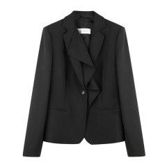 【包税】MAX MARA/麦丝玛拉 女士羊毛西装外套  10410871图片