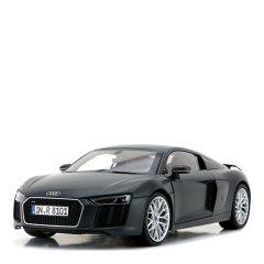 奥迪原厂2017款R8 V10 PLUS 仿真合金汽车模型工艺礼品收藏摆件图片