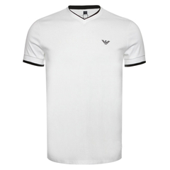 ARMANI JEANS/阿玛尼牛仔  男士短袖T恤图片