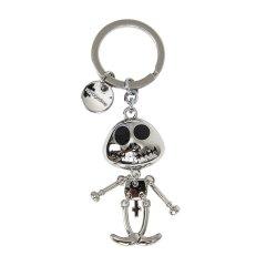 voyagetime/微缇 骷髅头 中性款式 其它锌合金钥匙扣VA5005图片