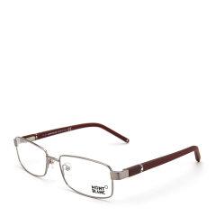 MontBlanc/万宝龙 MB386奢华尊贵系列MB386经典六角白星标正装职业经理人款绅士光学眼镜图片
