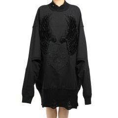 【DesignerWomenwear】taoraytaoray/taoraytaoray18秋冬新品女卫衣/套头卫衣/男女同款图片