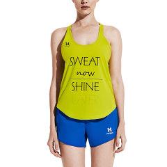 美国HOTSUIT运动背心女2018夏季新款T恤无袖瑜伽健身长款速干上衣图片