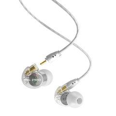 Meelectronics(迷籁)M6PRO舞台监听耳机 运动跑步K歌高保真入耳式线控通话手机耳机通用图片