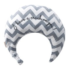 ATEX 便携加热肩颈揉珠U型弧度舒缓放松按摩枕图片