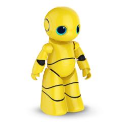 UNISROBO/爱乐优 小笨mini优友 智能机器人 WiFi智能语音交互点播 早教机 学习机 故事机 儿童玩具礼物礼品 可充电行走图片
