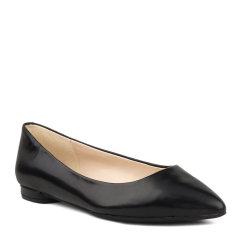 NINE WEST/玖熙新款 舒适单鞋尖头鞋女鞋 平跟鞋 25016096图片
