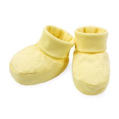 Anne Geddes安妮.格迪斯 新生儿薄款护脚套 纯棉男女宝宝鞋图片