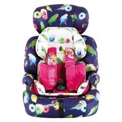 cosatto 柯莎图 汽车安全座椅zoomiplus新款5pp系统安全带固定9个月-12岁 Zoomi plus图片