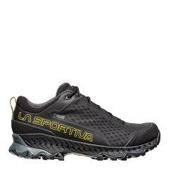 意大利LA SPORTIVA 男士越野跑鞋女户外运动鞋GORE TEX内衬防水透气徒步鞋vibram大底图片