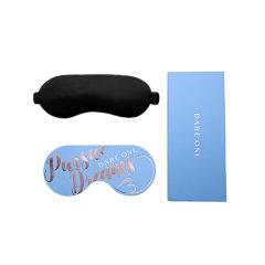 【DesignerWomenwear】DAREONE/DAREONED-Light系列真丝眼罩女睡衣/家居服图片