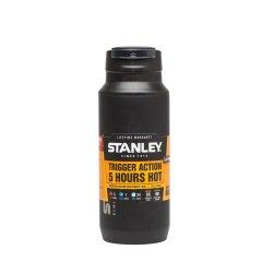 Stanley/斯坦利   户外运动水壶304不锈钢真空保温杯旅行健身随手杯一键开启保温杯  354ml图片
