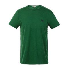 BURBERRY/博柏利 圆领小LOGO样式纯棉短袖男士短袖T恤图片