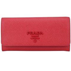 PRADA/普拉达  钱包手拿包 1MH132 2EBW红色 均码图片