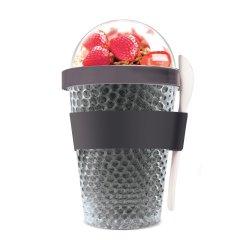 加拿大爱斯堡Asobu 蜂窝凝胶冷冻酸奶水果杯CY2GO 386mL图片