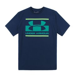 Under Armour/安德玛 男士 圆领 印花速干健身运动短袖T恤 1305667图片
