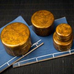 ZBR/ 朱炳仁铜    精铜  中国人的传家宝  喜悦如意收纳盒 家居摆件茶叶罐图片