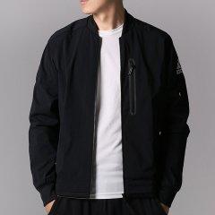 Adidas阿迪达斯男装ID JKT WV  18秋季新款舒适运动时尚棒球服立领夹克外套 服装 DV3309 DV3310图片