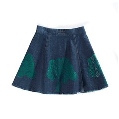 【DesignerWomenswear】NOTNOW/NOTNOW高腰A字裙女士半身裙图片