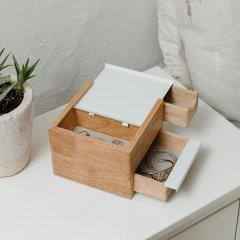 umbra MINI STOWIT 迷你四斗多功能抽屉收纳盒滑盖式珠宝盒首饰盒图片