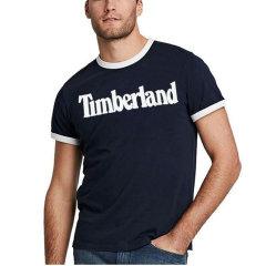 【包税】timberland/添柏岚  户外 男装 纯色圆领短袖 男士 T恤 TB0A1KC2图片
