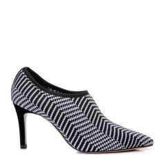 BENATIVE/本那2017新品 《楚乔传系列》针织毛线尖头深口单鞋细跟高跟鞋BN01734006图片