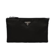 PRADA/普拉达(预售)男包 中性款式手拿包尼龙拉链手包 1NH545/2NH006图片