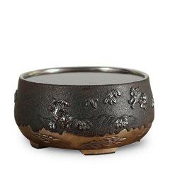 竹银堂 银壶  台湾精品电陶炉  高端电陶炉 煮水器图片