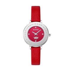 Pinko/品高意大利进口全国联保FW17系列时尚简约女士牛皮手表腕表图片