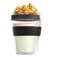 加拿大爱斯堡Asobu 蜂窝凝胶冷冻酸奶水果杯CY2GOS 360mL图片